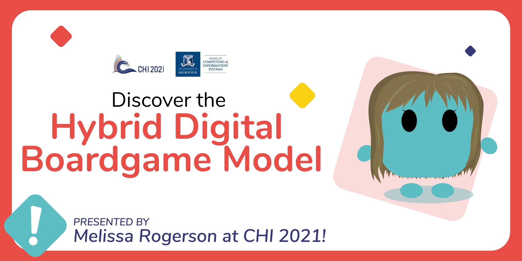 La conférence CHI 2021 s'est déroulée du 8 au 13 mai 2021 en virtuel.