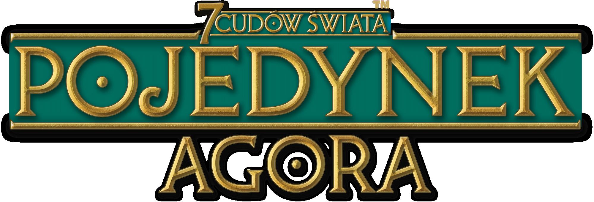logo 7 Cudów Świata: Pojedynek Agora