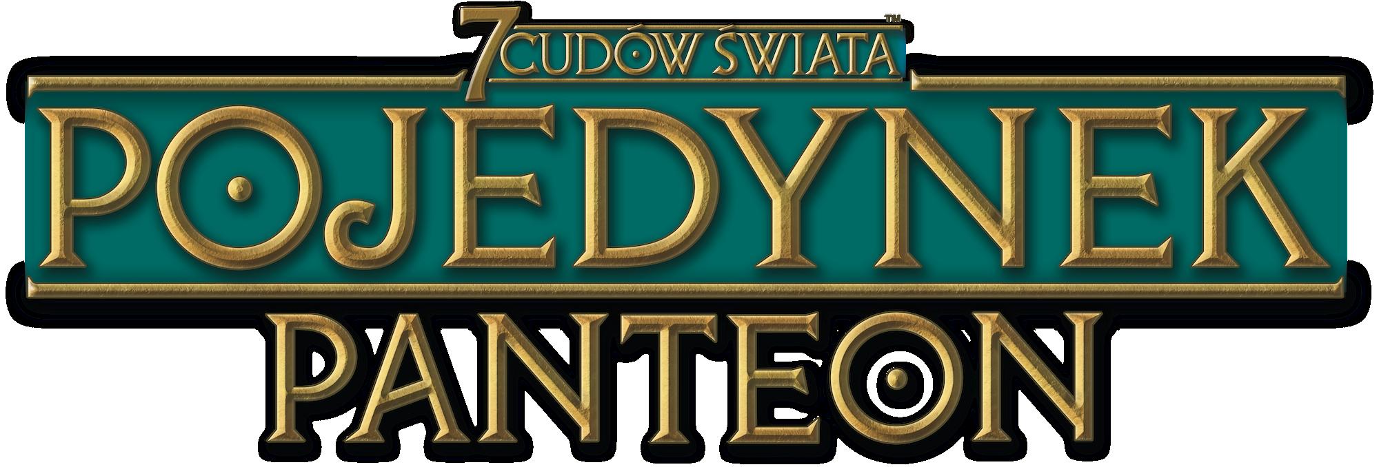 logo 7 Cudów Świata: Pojedynek Panteon