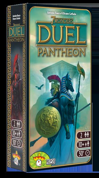 Pantheon también es:
