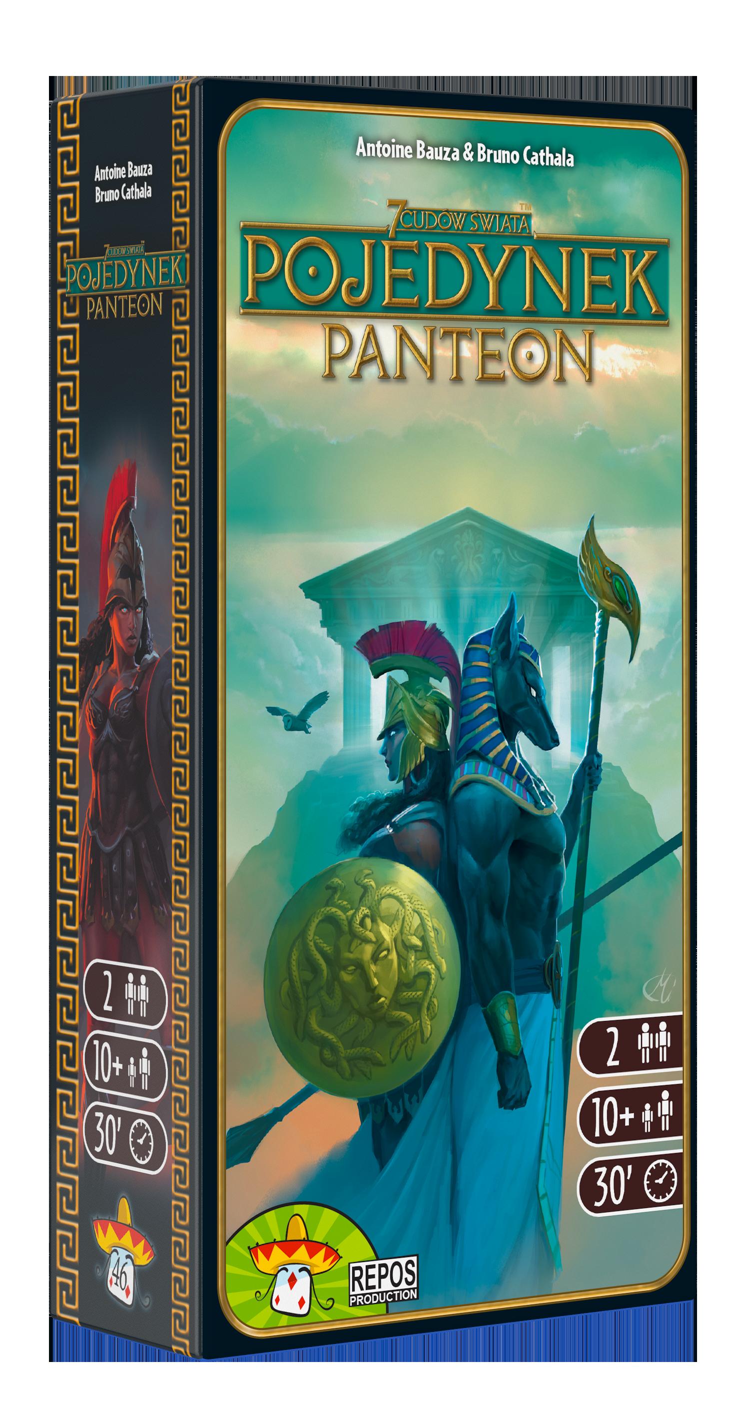 Panteon to: