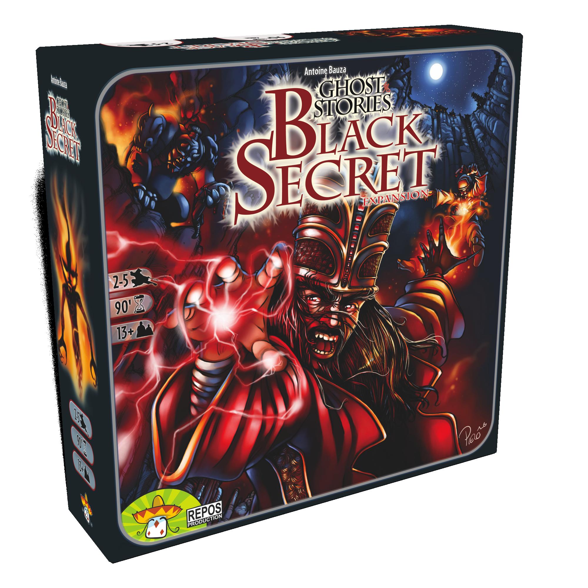 Box Ghost Stories - Black Secret