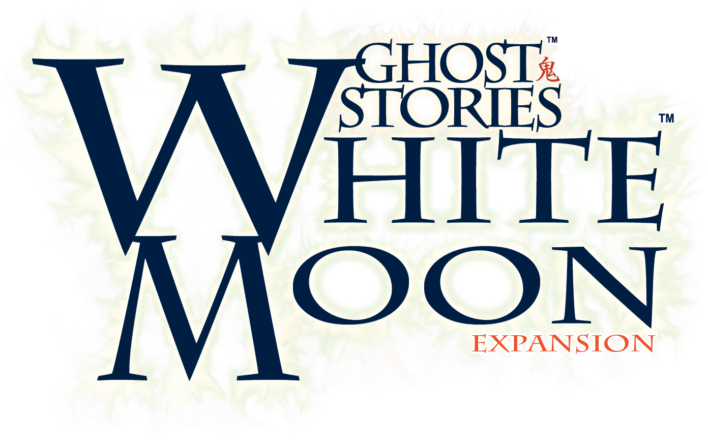 Logo Ghost Stories - White Moon