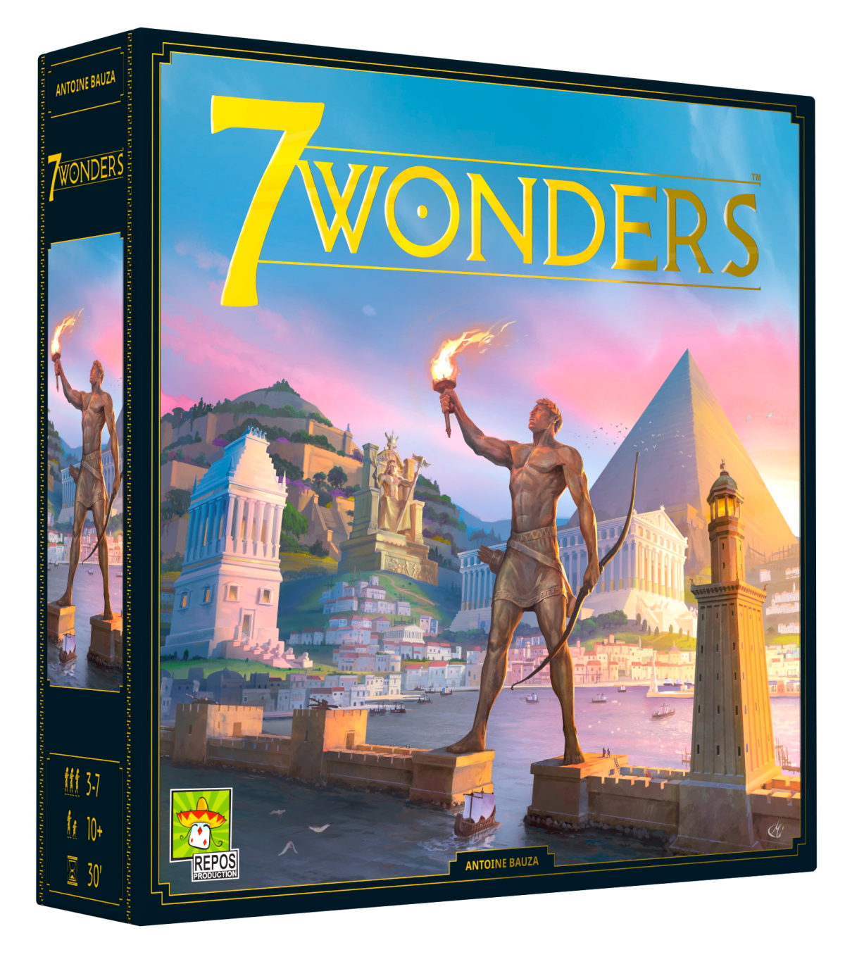 7 Wonders is also: