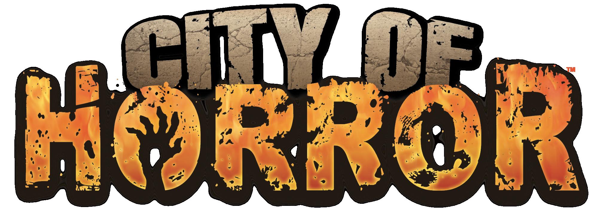 Logo City of Horror
