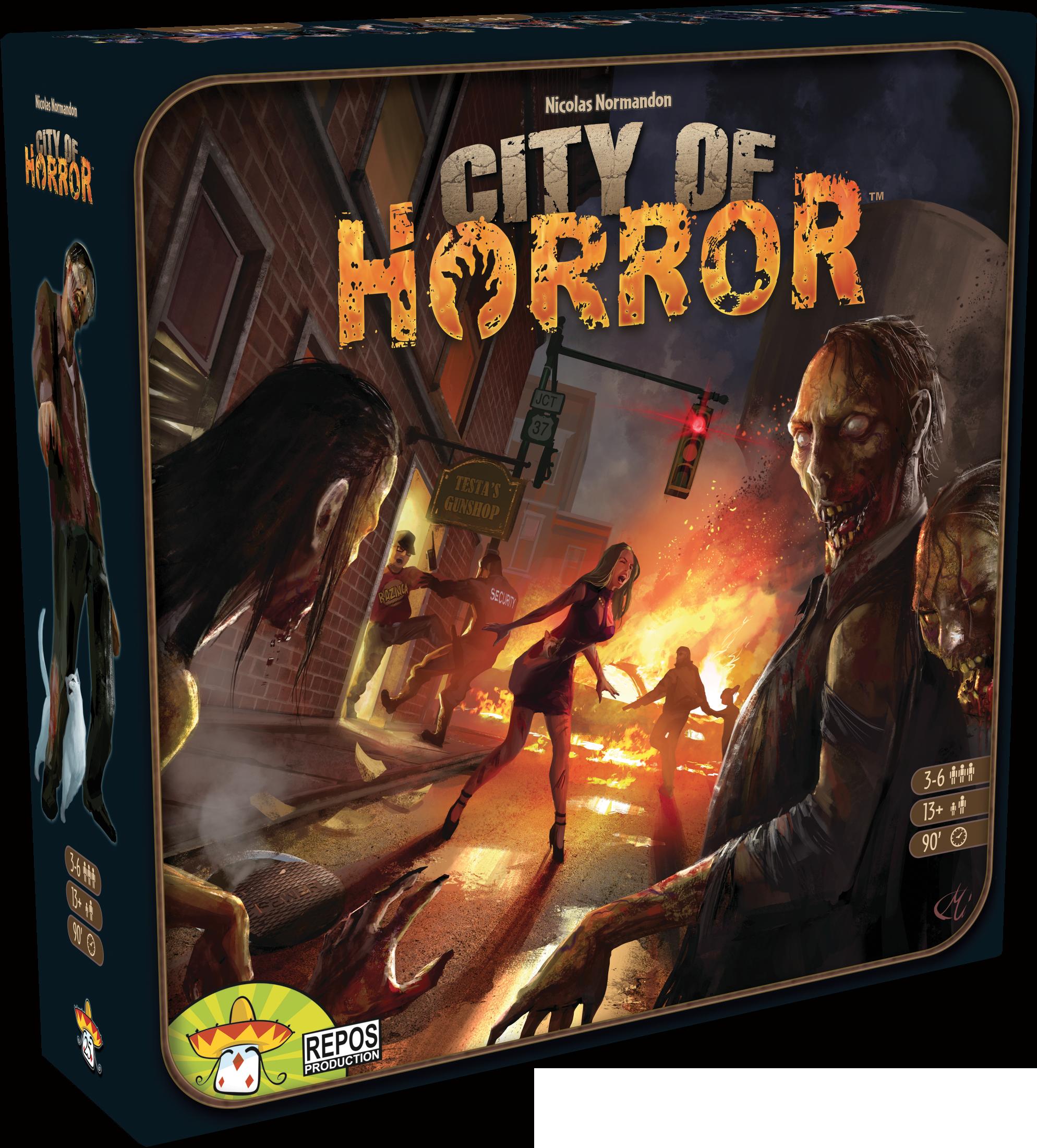Box City of Horror