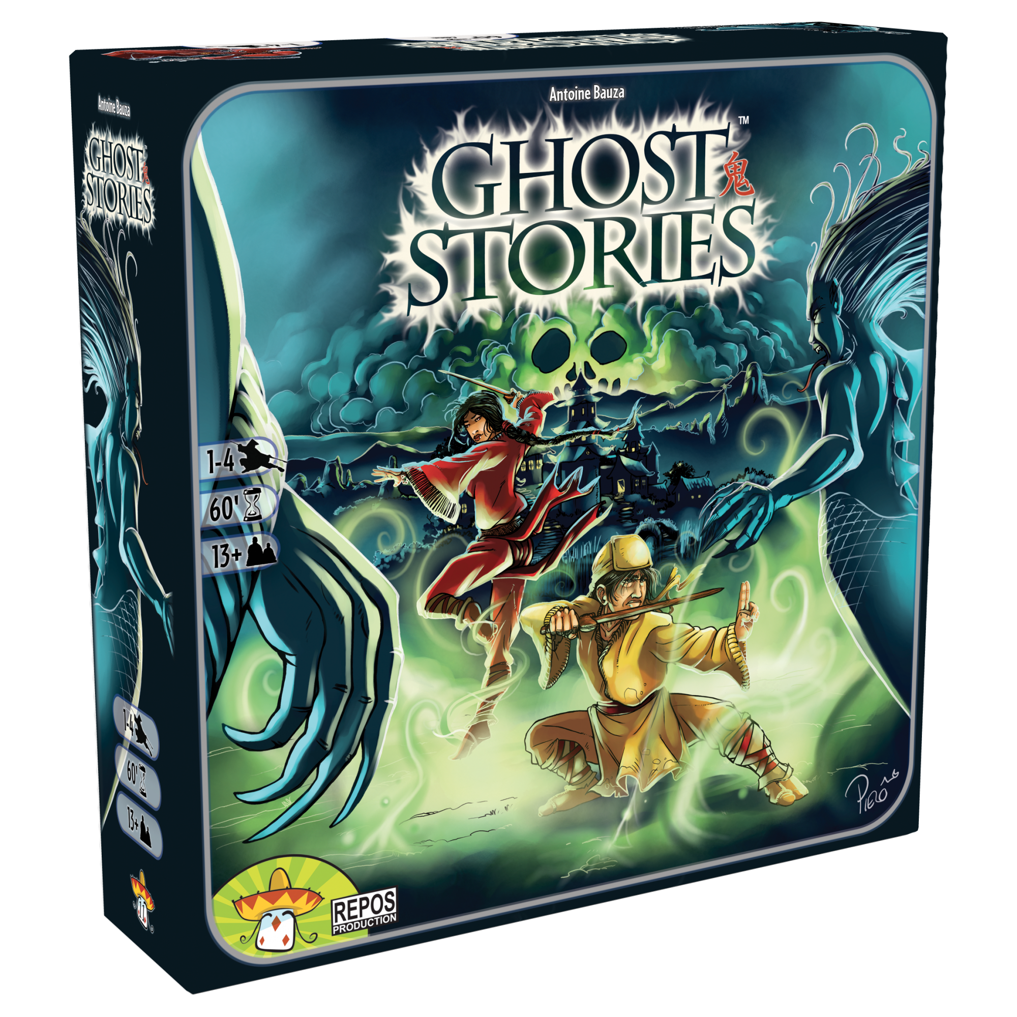 Box Ghost Stories
