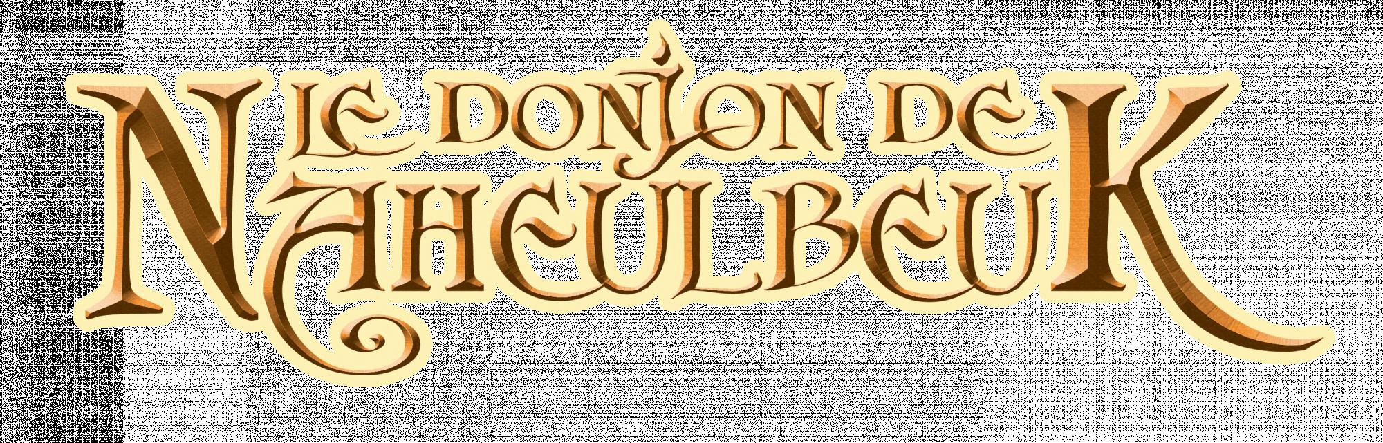 logo Le Donjon de Naheulbeuk