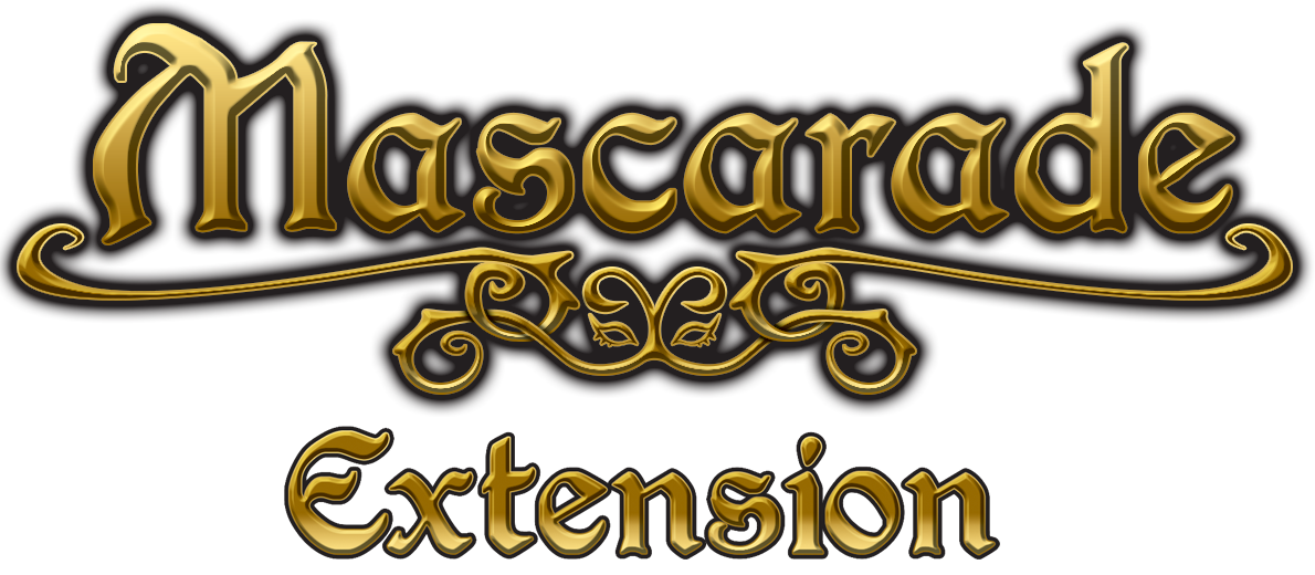 logo Mascarade Extension
