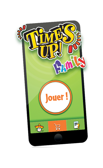 L'application Time's Up! Family
