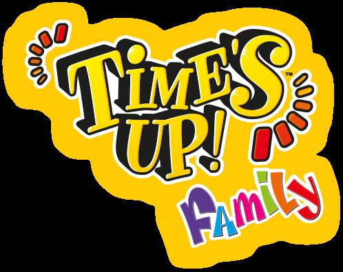 Logo Time's Up! Family