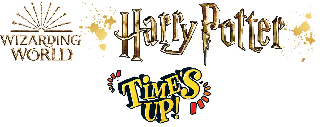 Logo Time's Up! Harry Potter