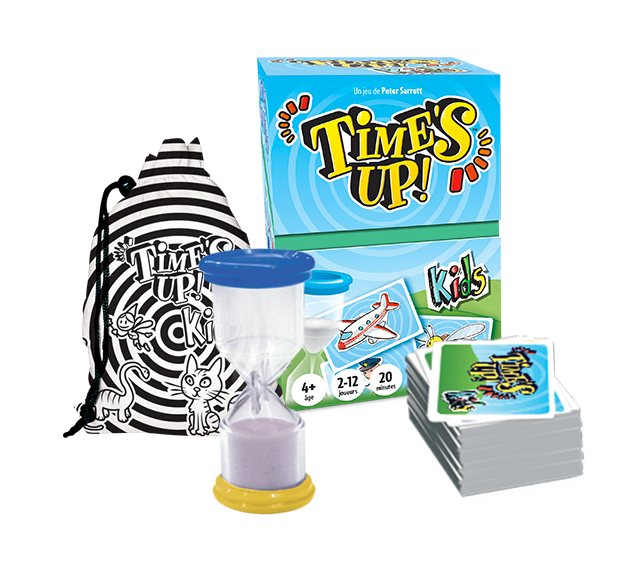La scatola di Time's Up! Kids