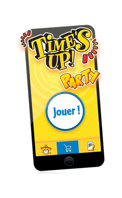 L'application Time's Up! Party