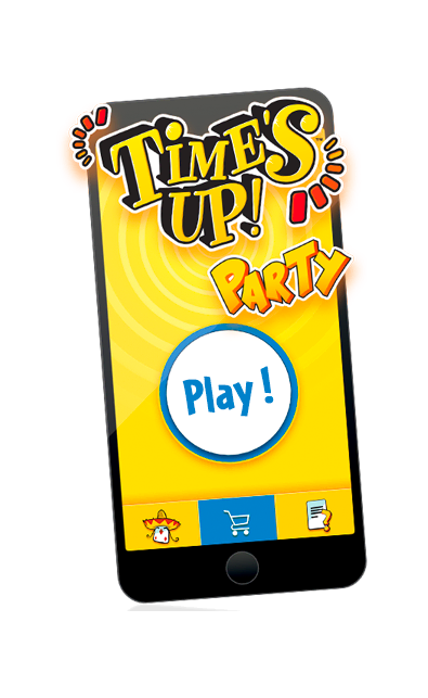 Time's Up! Party App