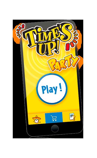 App para móviles de Time's Up!
