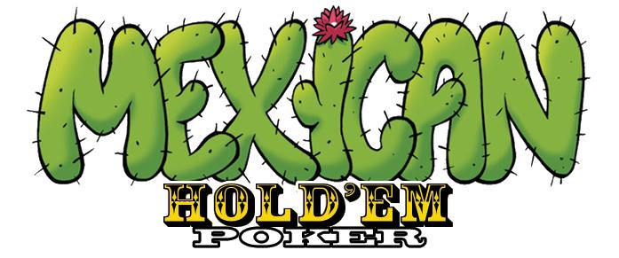 Logo Mexican Hold'em Poker