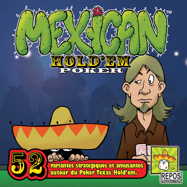 Box Mexican Hold'em Poker