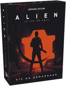 Alien, le jeu de rôle – Kit de démarrage