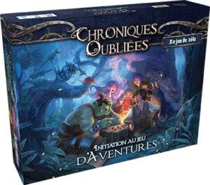 Chroniques Oubliées Fantasy – Initiation au jeu d'aventures