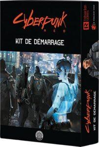 jeu Cyberpunk – Kit de démarrage