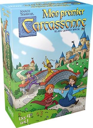 jeu de societe Mon Premier carcassonne