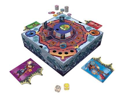Patatrap Quest, jeu d'aventure pour enfant