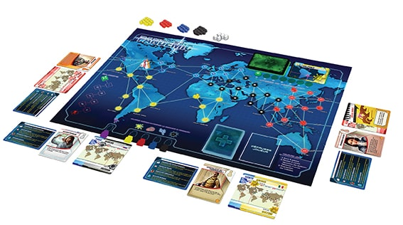 le jeu pandemic