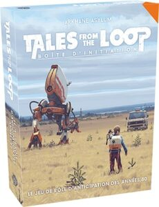 le jeu Tales from the Loop – Boîte d'initiation