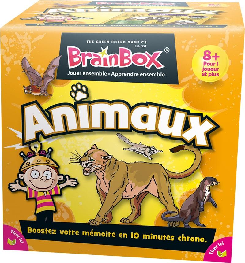 le jeu ludo educatif brain box version animaux