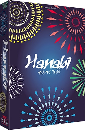 le jeu de societe Hanabi