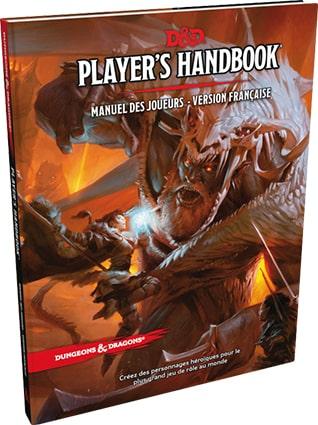 le jeu de role donjons et dragons