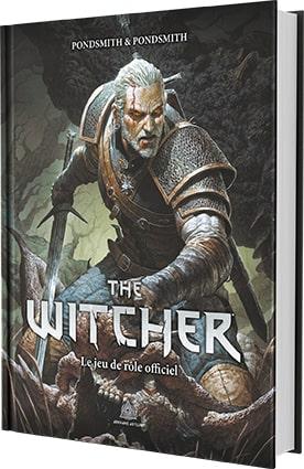 le jeu the witcher
