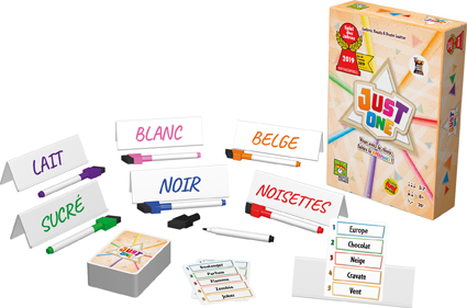 Le jeu d'ambiance Just One