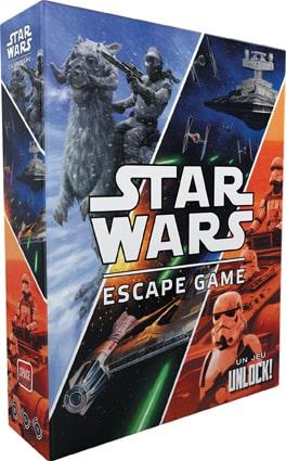 le jeu a licence star wars unlock